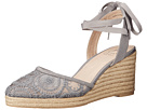 Adrianna Papell - Penny (Pewter Barcelona Lace)