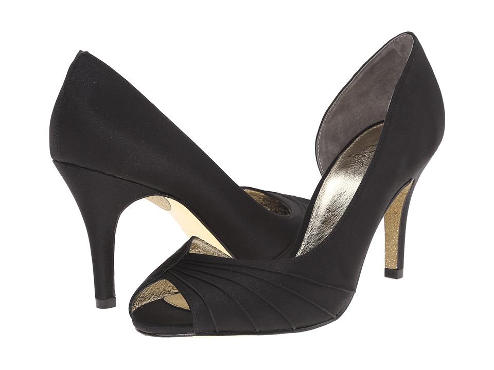 Adrianna Papell Flynn Black High Heels