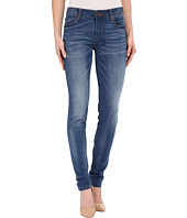 KUT from the Kloth - Diana Skinny Jeans in Visualize w/ Medium Base Wash