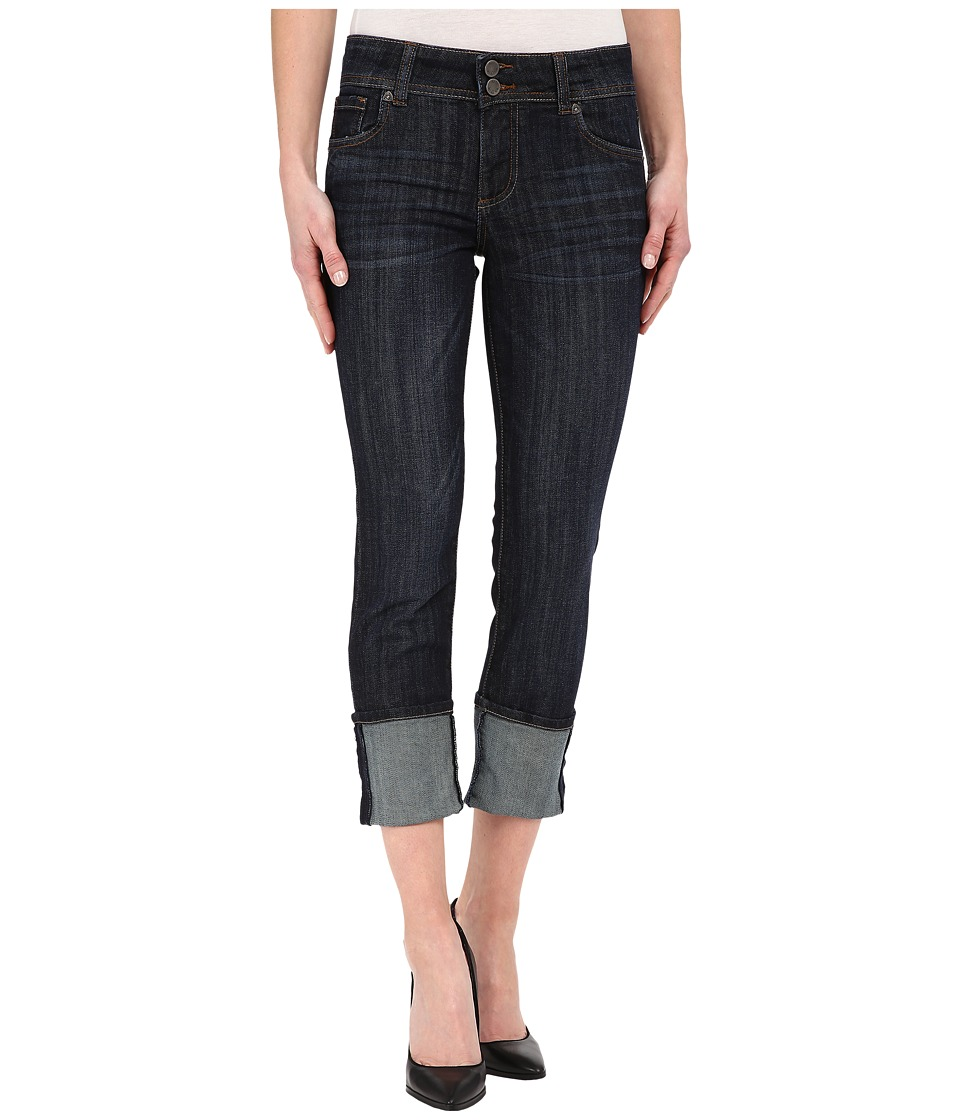 KUT from the Kloth Cameron Straight Leg Jeans in Serendipity w/ Euro Base Wash Serendipity/Euro Base Wash Womens Jeans