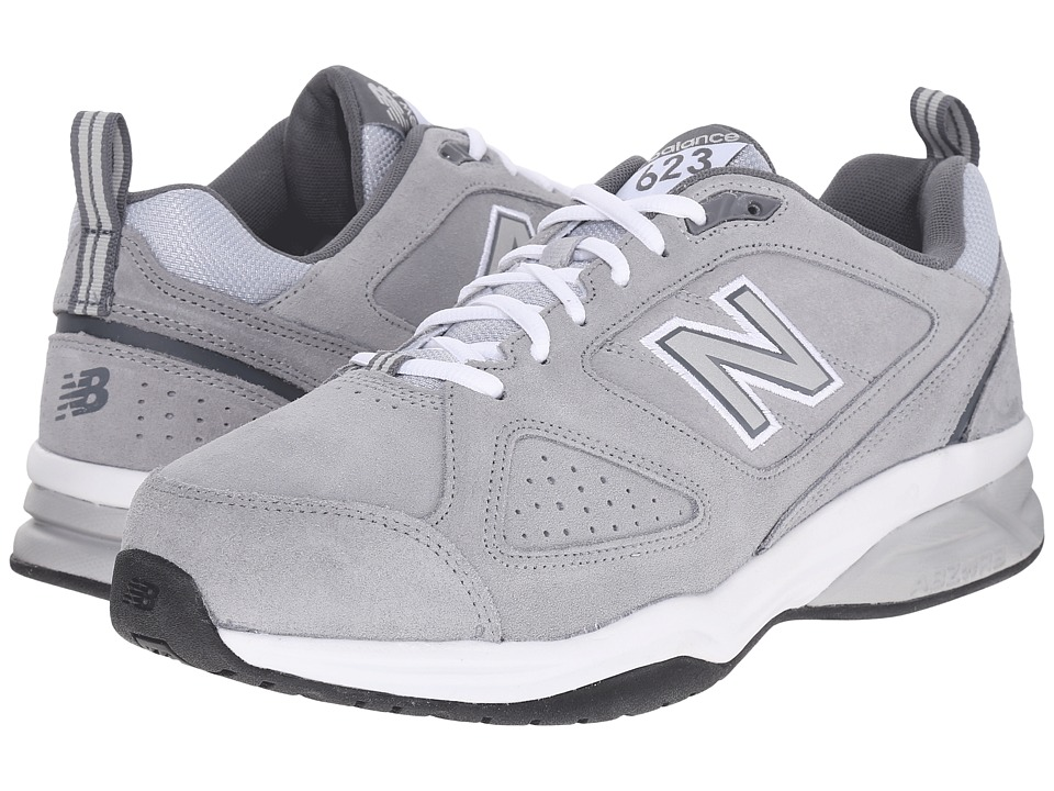 New Balance MX623v3 (Grey) Men's Shoes
