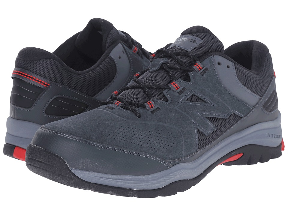 New Balance MW769v1 (Grey/Red) Men's Walking Shoes