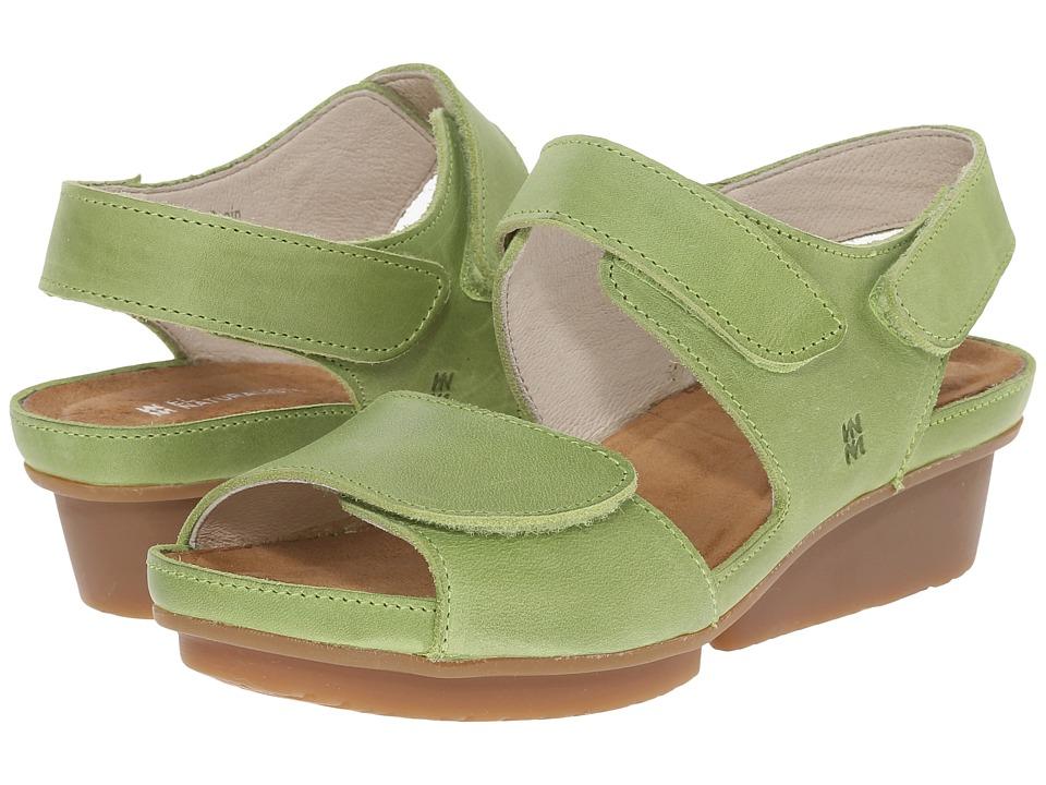 El Naturalista Code ND20 Green Womens Shoes