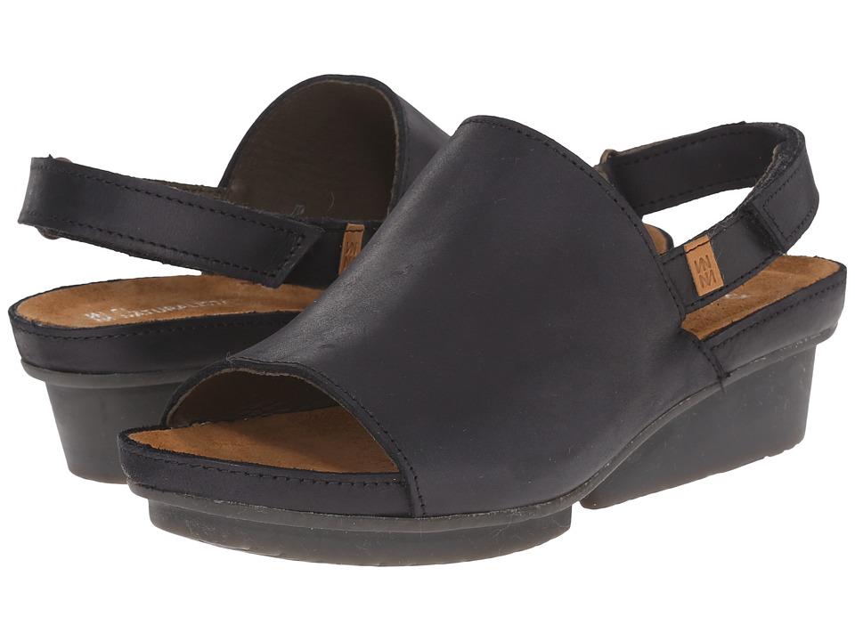 El Naturalista Code ND26 Black Womens Shoes