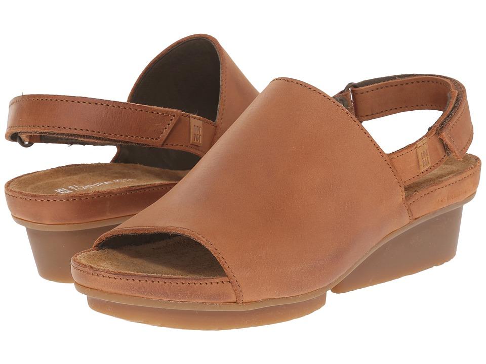 El Naturalista Code ND26 Wood Womens Shoes