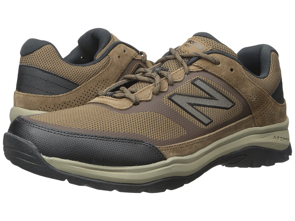 New Balance MW669v1 (Brown) Men's Walking Shoes