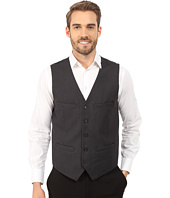 Perry Ellis - Slim Fit Pattern Vest