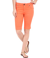 KUT from the Kloth - Natalie Bermuda Shorts in Tangerine