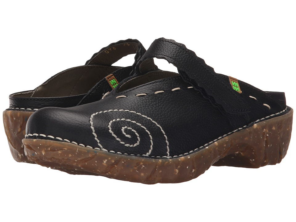 El Naturalista - Yggdrasil NG96 (Black) Womens Shoes