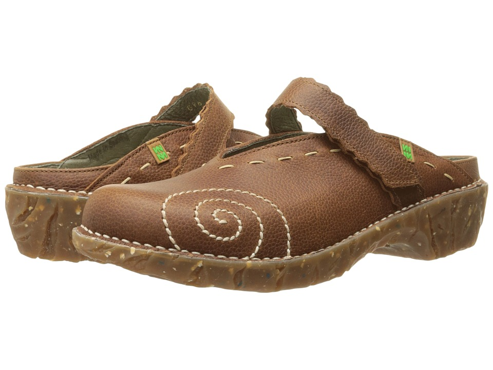 El Naturalista Yggdrasil NG96 Wood Womens Shoes