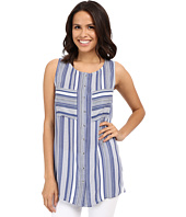 KUT from the Kloth - Helen Stripe Sleeveless Top