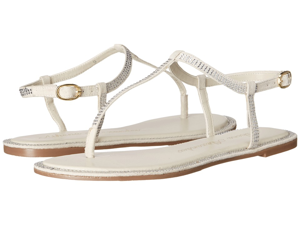 Athena Alexander Chique White Womens Sandals