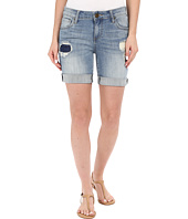 KUT from the Kloth - Catherine Boyfriend Shorts in Vow w/ New Vintage Base Wash