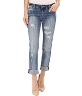 KUT from the Kloth - Catherine Boyfriend Jeans in Verify w/ New Vintage Base Wash