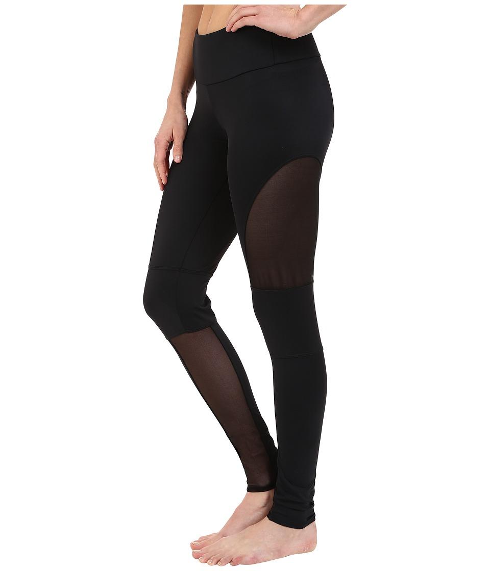 Onzie Moto Leggings Black Womens Casual Pants