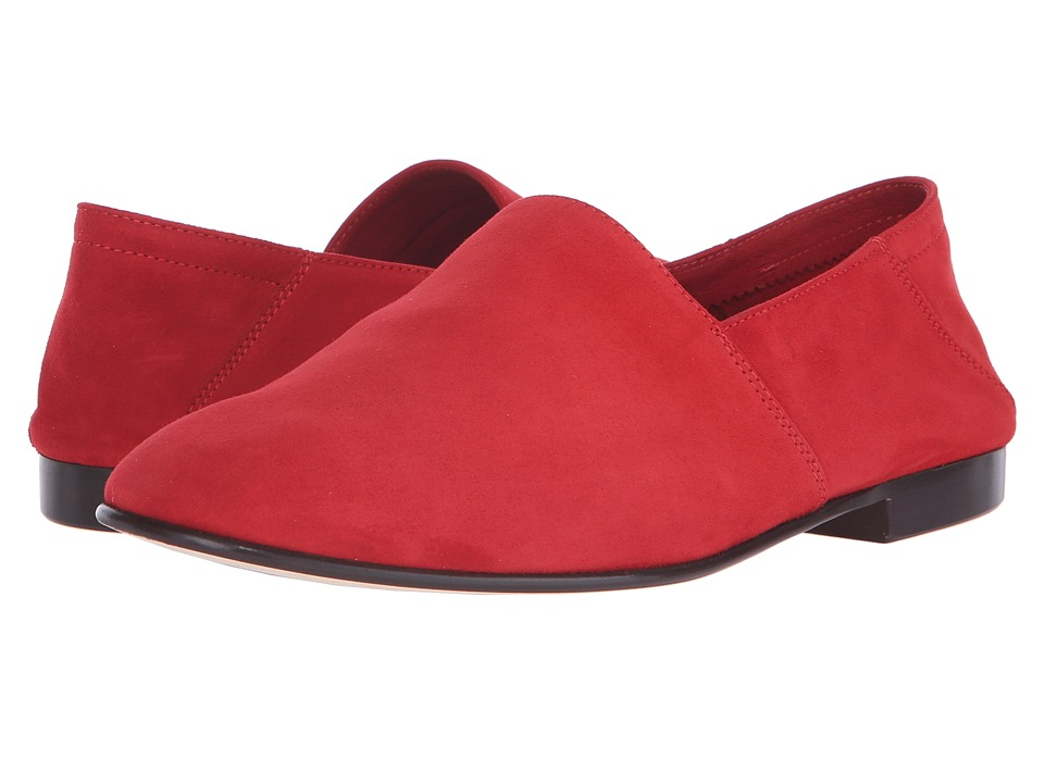 Mr. Hare Arno Red Mens Slip on Shoes