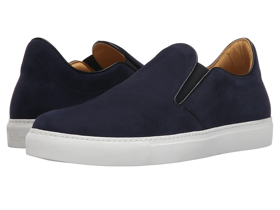 Mr. Hare Llewelyn Blue Mens Lace up casual Shoes