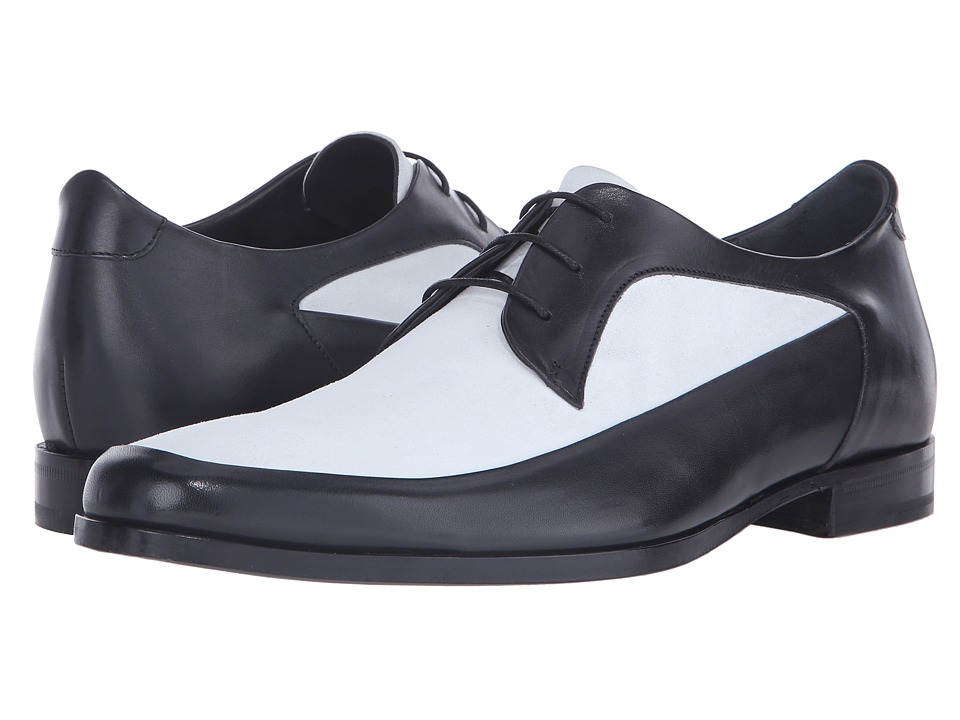 Mr. Hare BB Black/White Mens Shoes