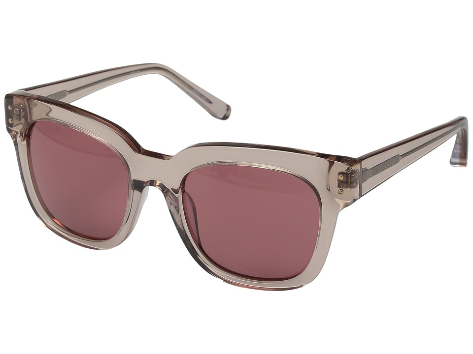 Elizabeth and James Allen Crystal Nude/Rose Mono Lens Fashion Sunglasses