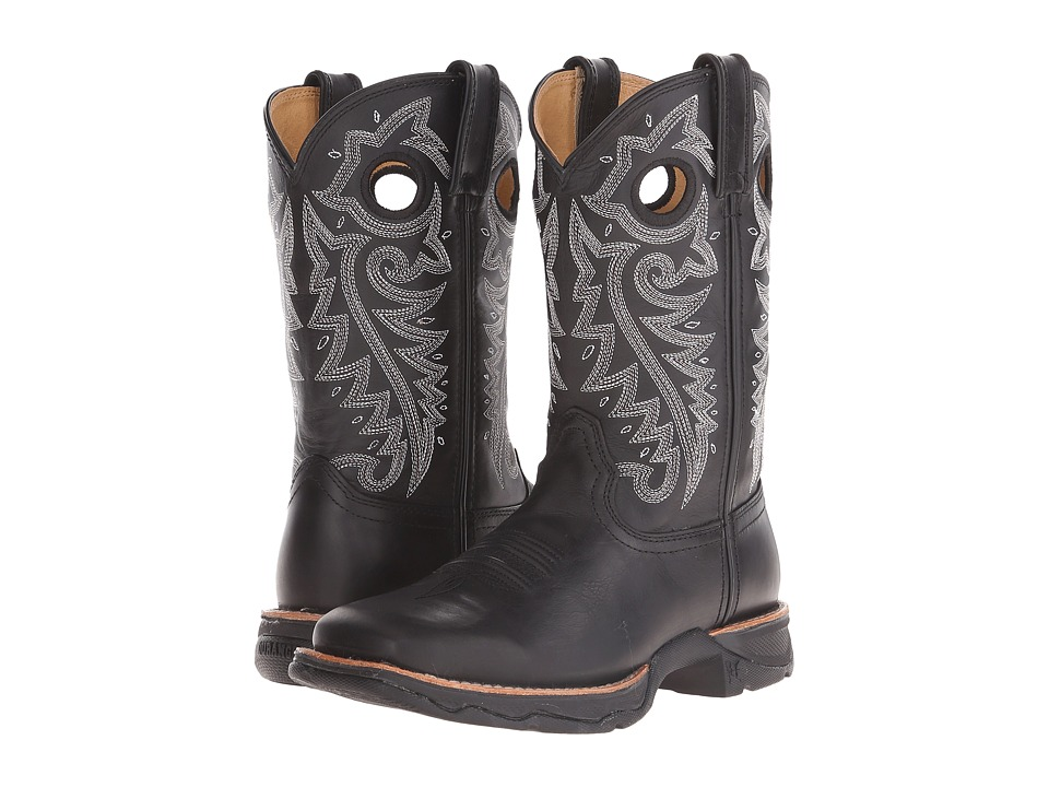 Durango - Rebel 10 Western (Black) Cowboy Boots