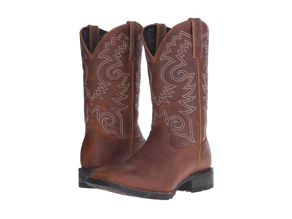 Durango Mustang 12 Western (Brown) Cowboy Boots