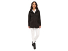 LAUREN Ralph Lauren Anorak with Faux Leather