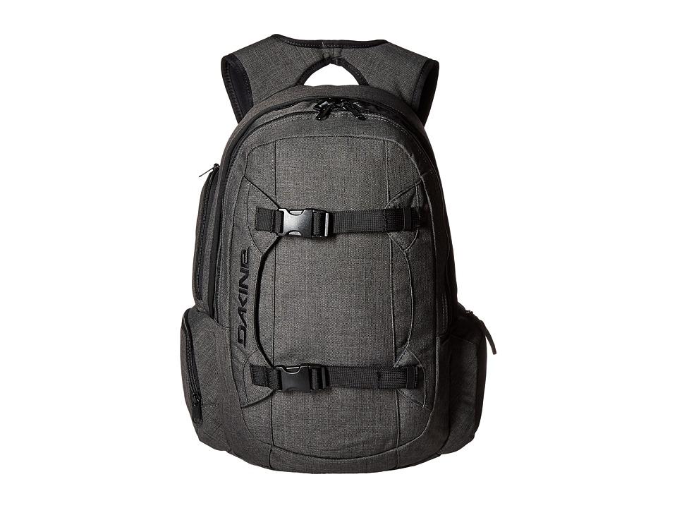Dakine - Mission Backpack 25L (Carbon) Backpack Bags