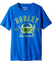 Hurley Kids - Crabby Tee (Big Kids)