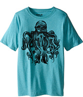 Hurley Kids - Tangled Short Sleeve Tee (Big Kids)