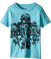 Hurley Kids - Tangled Short Sleeve Tee (Little Kids)