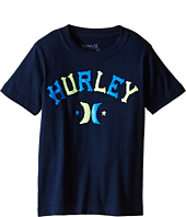 Hurley Kids - Handmade Short Sleeve Tee (Little Kids)