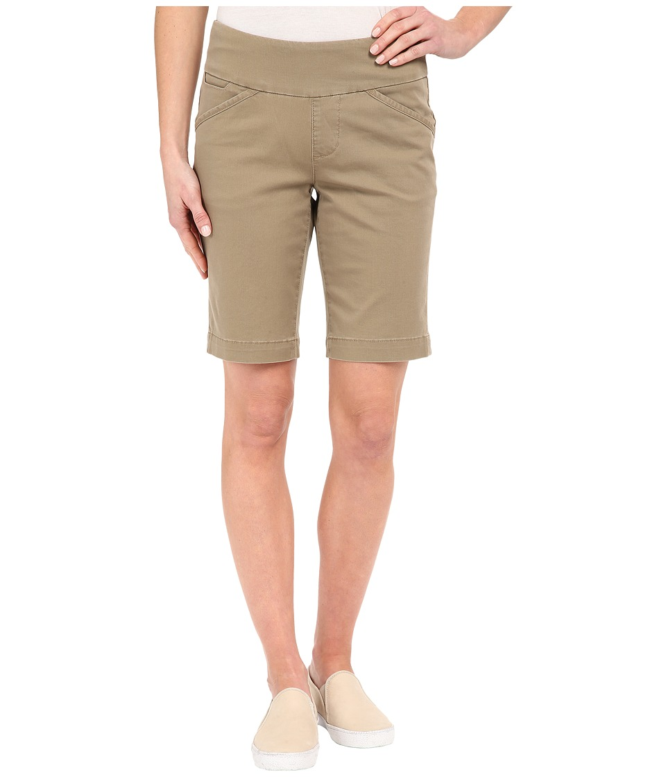 Jag Jeans Ainsley Bermuda Classic Fit Bay Twill Hazelnut Womens Shorts