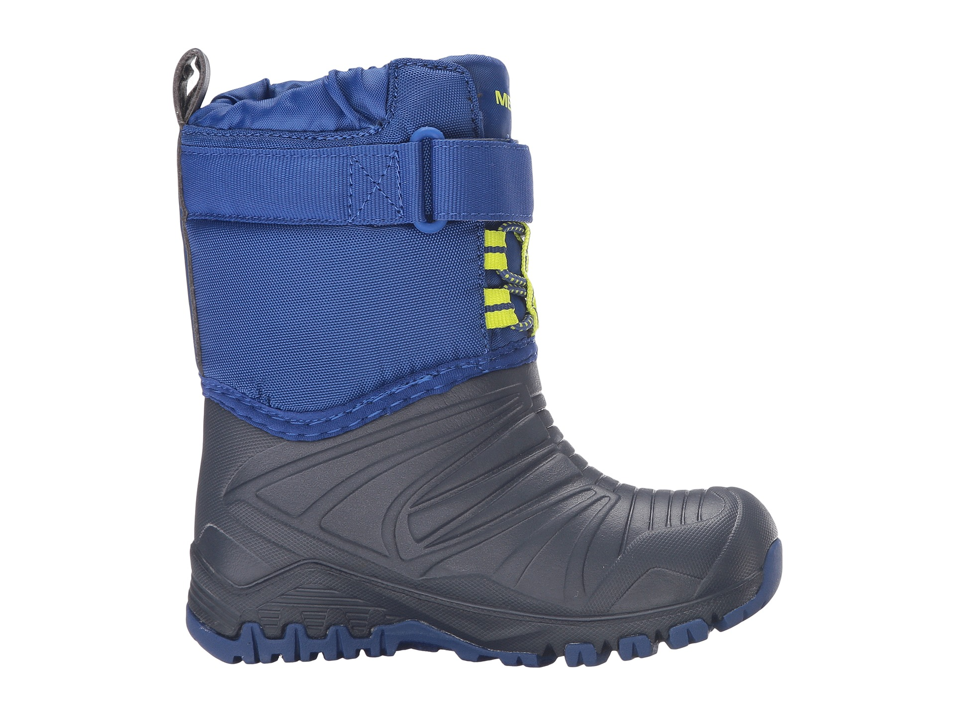 Merrell Shiver Waterproof Pull On Snow Boots | Santa Barbara ...