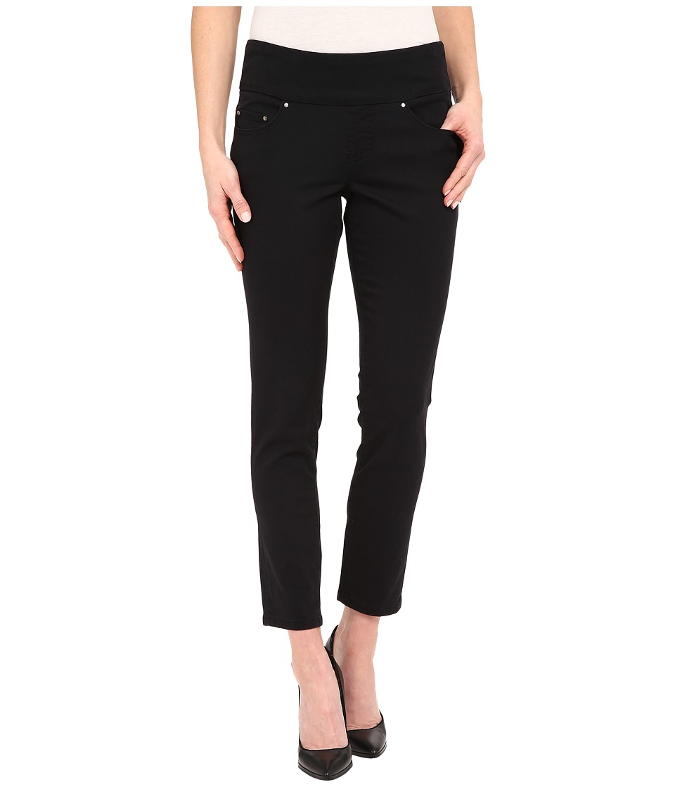 Jag Jeans Amelia Ankle in Bay Twill Black Womens Casual Pants