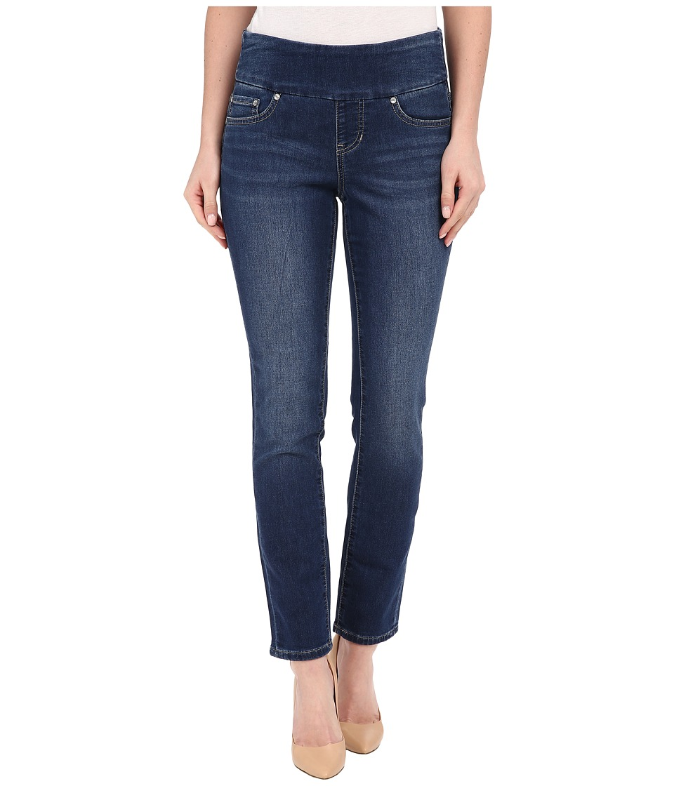 Jag Jeans Amelia Ankle Knit Denim in Forever Blue Forever Blue Womens Jeans