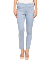 Jag Jeans - Amelia Ankle Pigment Dyed Knit Denim in Blue Wonder