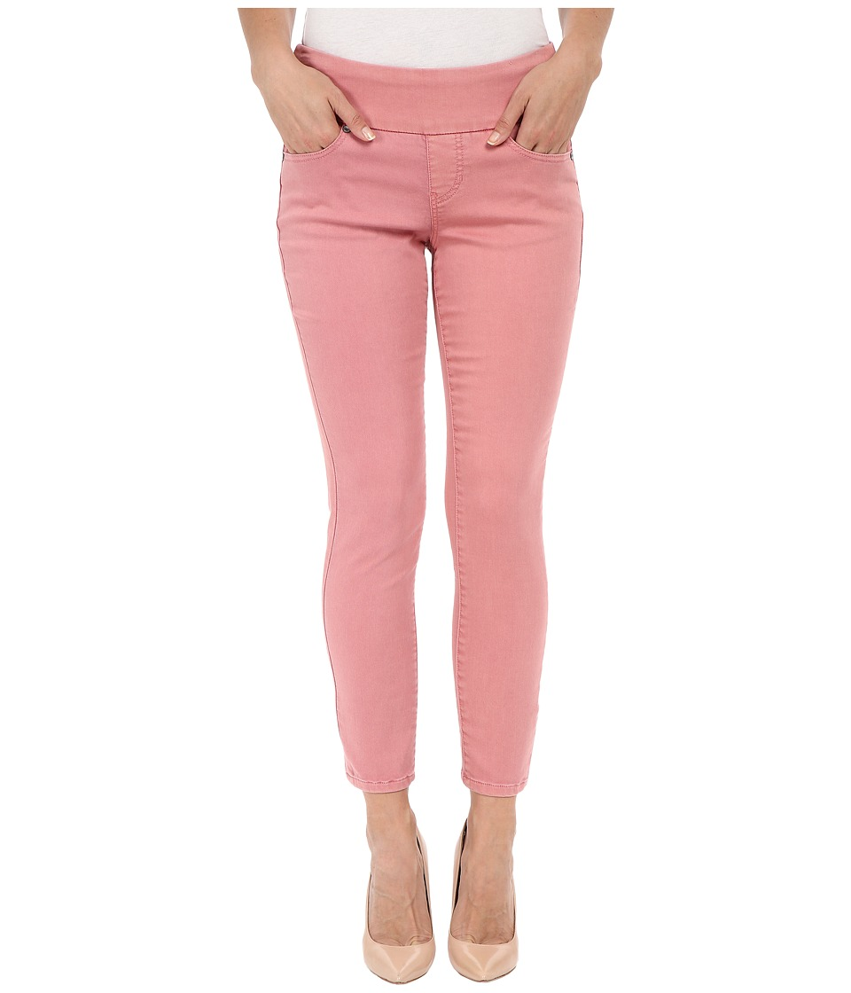 Jag Jeans Amelia Ankle Pigment Dyed Knit Denim in Moab Moab Womens Jeans