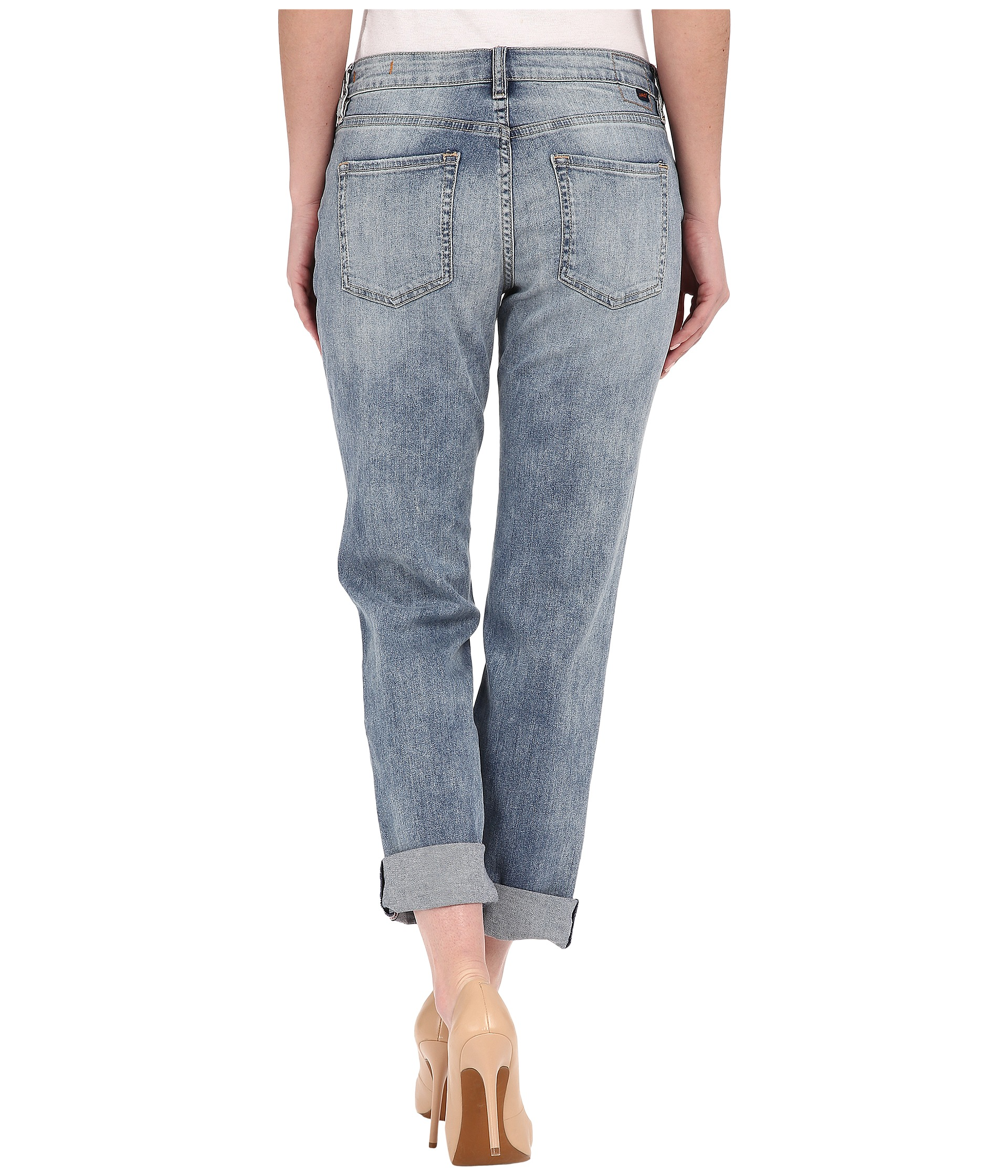 Jag Jeans Alex Boyfriend Capital Denim in Seaside Seaside - Zappos.com Free Shipping BOTH Ways