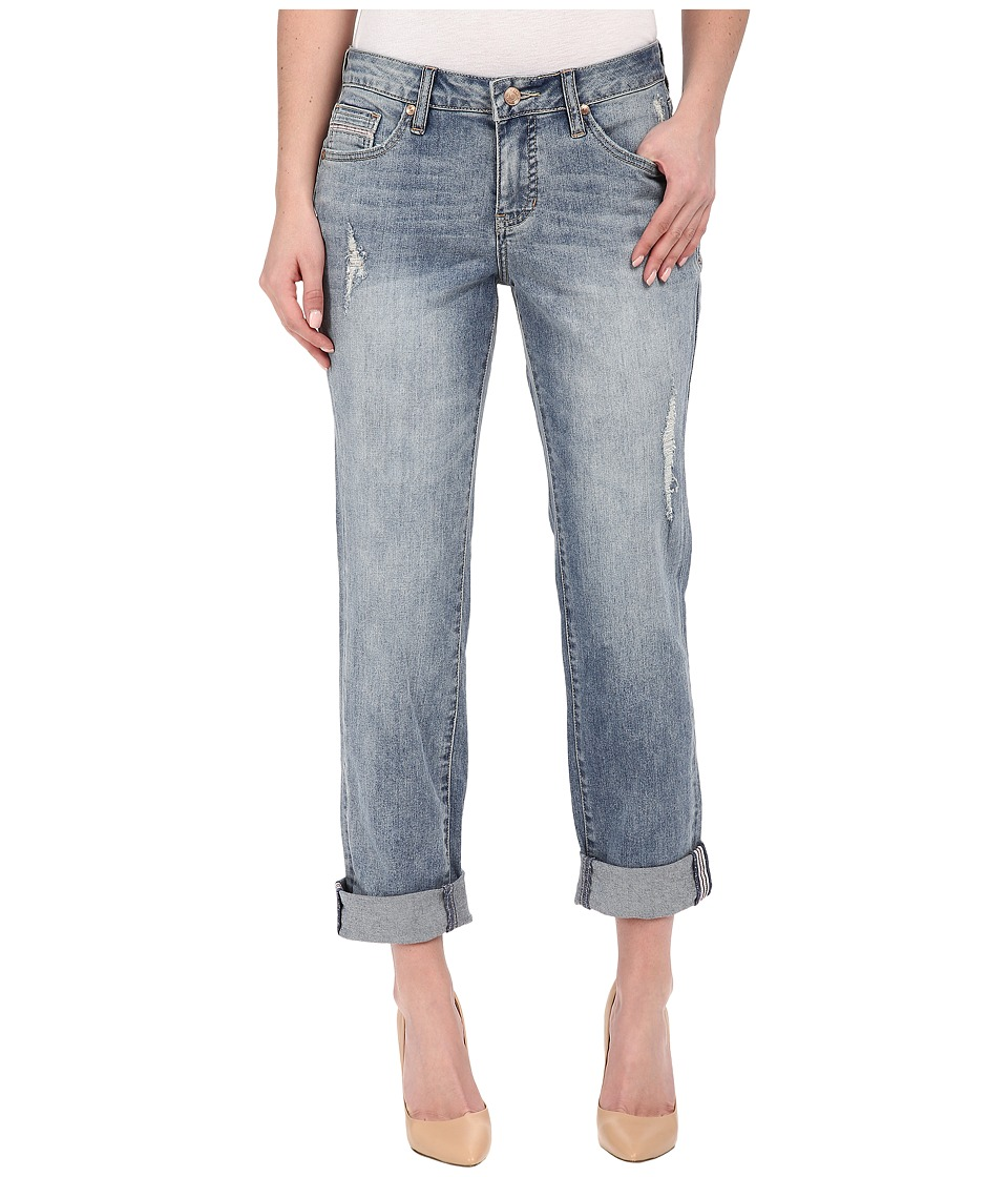 Jag Jeans Alex Boyfriend Capital Denim in Seaside Seaside Womens Jeans