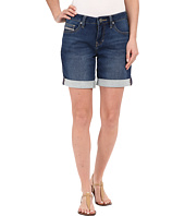 Jag Jeans - Alex Boyfriend Shorts Knit Denim in Forever Blue