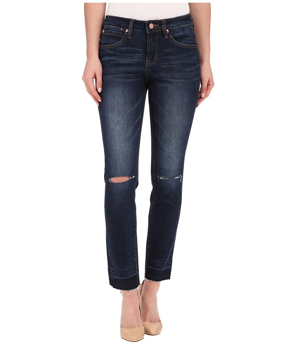 Jag Jeans Rochelle Ankle Capital Denim in Dark Vintage Dark Vintage Womens Jeans