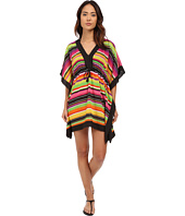 LAUREN Ralph Lauren - Sunset Stripe Sydney Tunic Cover-Up