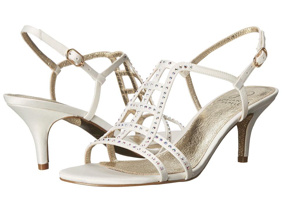 Adrianna Papell Amari Ivory High Heels