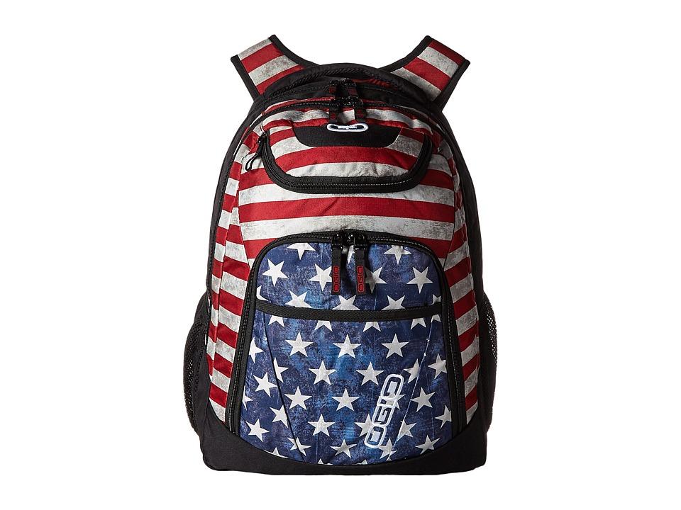 OGIO - Tribune Pack (Stars & Stripes) Backpack Bags