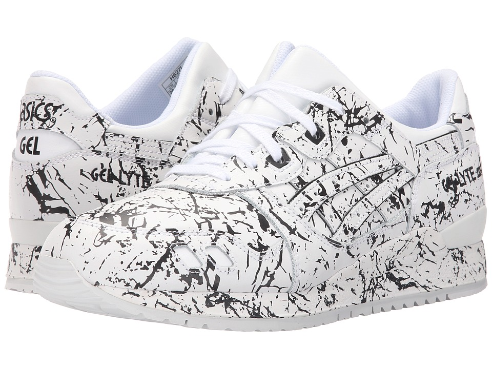 ASICS Tiger Gel-Lyte III (White/White 2) Classic Shoes