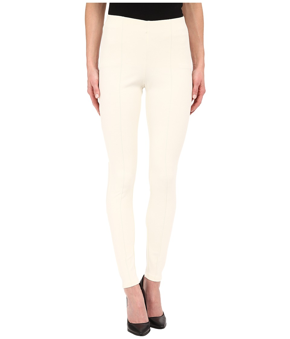 Miraclebody Jeans Alice Seam Ponte Leggings Winter White Womens Casual Pants