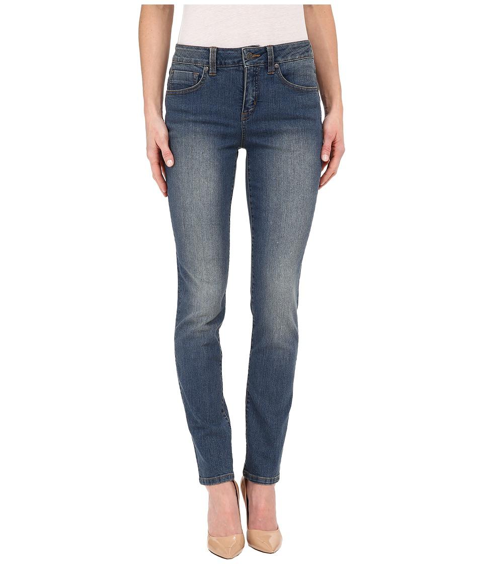 Miraclebody Jeans Skinny Sanded Jeans in Hemingway Hemingway Womens Jeans