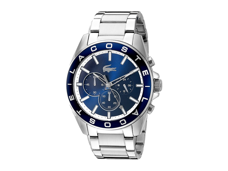 Lacoste 2010856 Westport Blue/Stainless Steel Watches