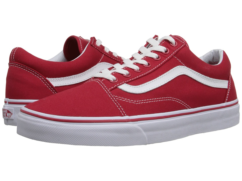 Vans Old Skool Canvas Formula One Skate Shoes