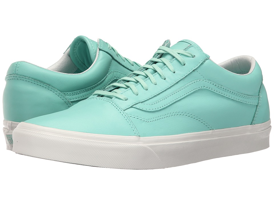 Vans Old Skool Pastel Pack Ice Green/Blanc de Blanc Skate Shoes
